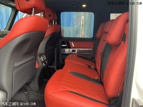 全新一代2020款美规奔驰G63AMG全面解读