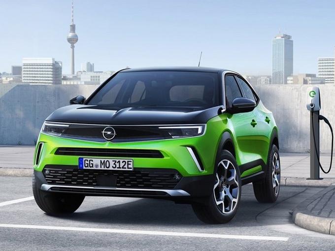 神龙汽车或将欧宝汽车品牌引入中国国产