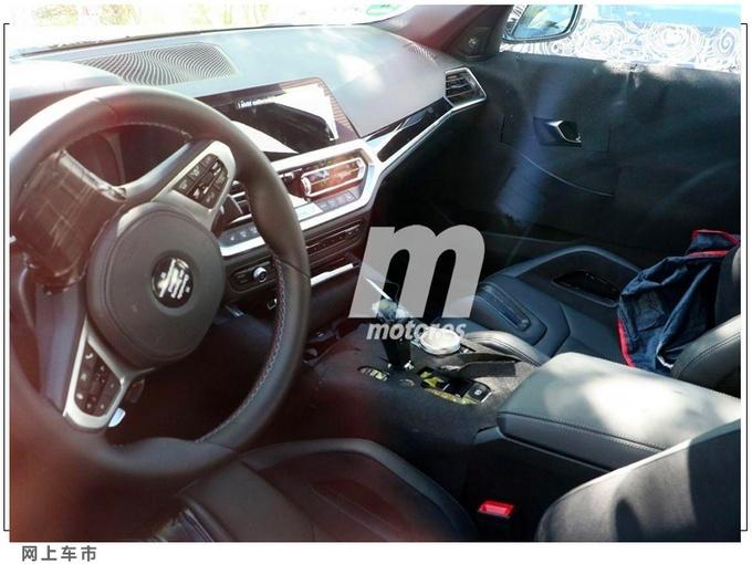 宝马全新M3谍照预告图 11月份上市开售