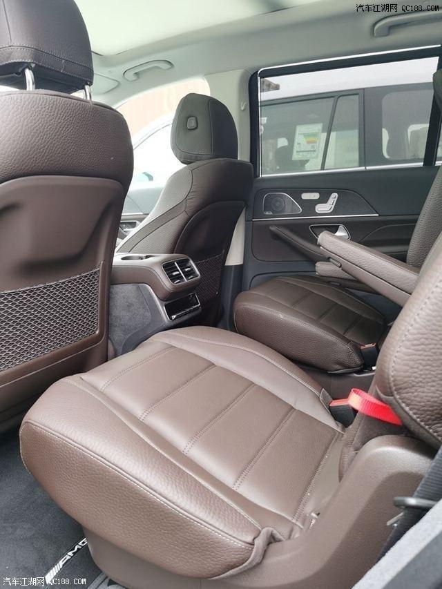 20款奔驰GLS450加版豪华六座评测体验