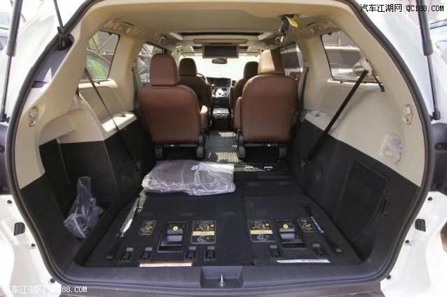 2020款墨西哥版丰田塞纳新车试驾体验