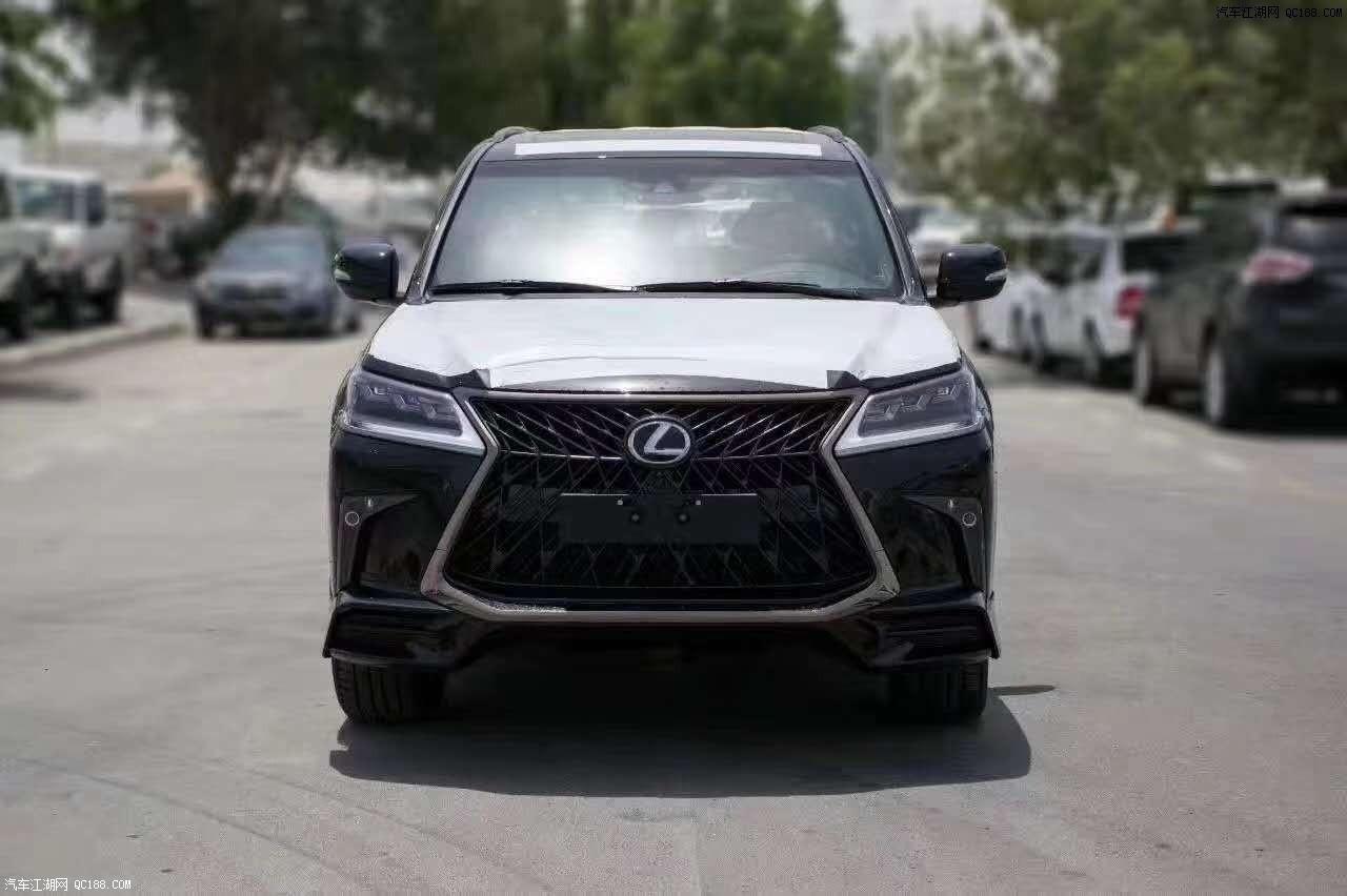 2020款雷克萨斯LX570中东版豪华SUV价格