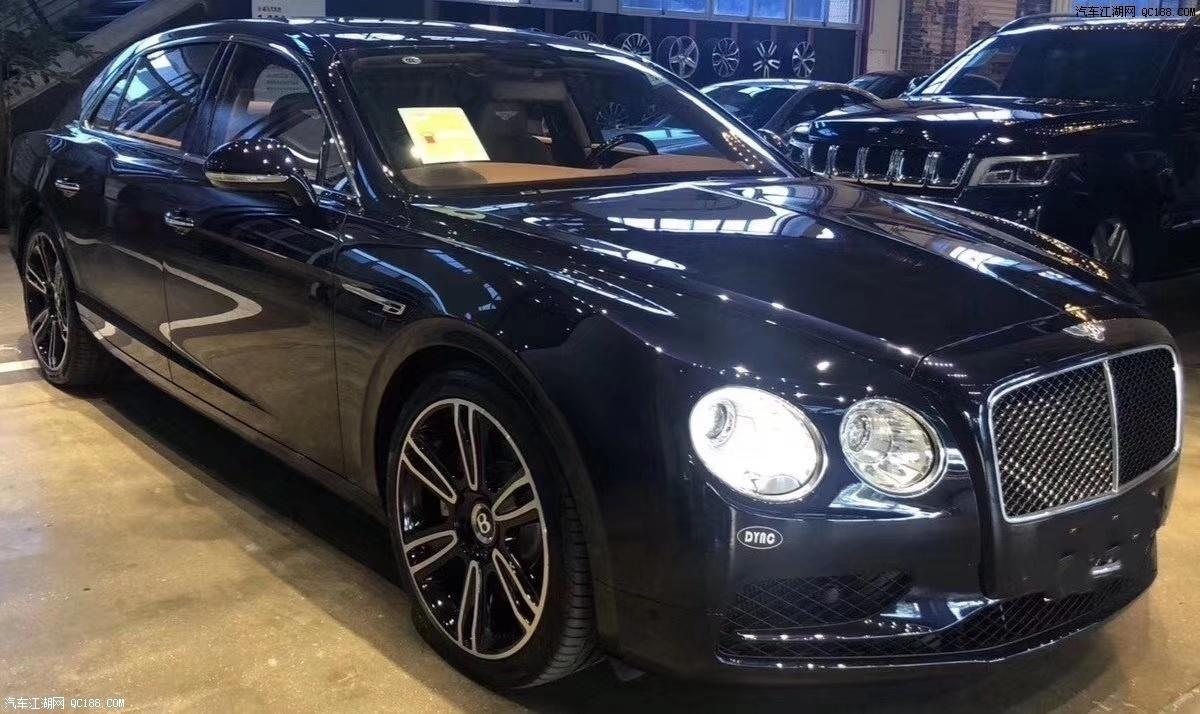 2020款宾利飞驰6.0T W12欧规版现车价格