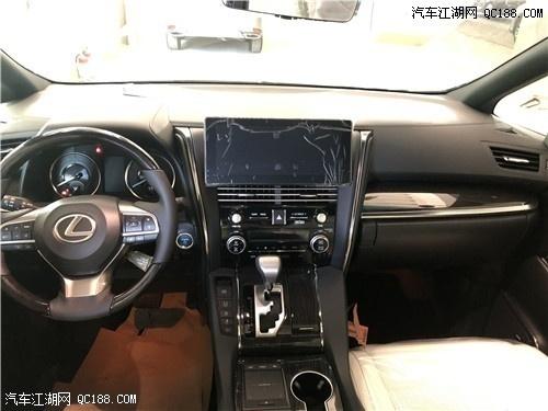 平行进口车20款雷克萨斯LM300实拍感受