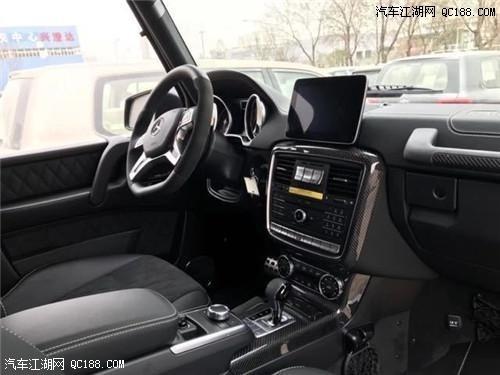 2020款梅赛德斯・奔驰G级4x4实拍图解
