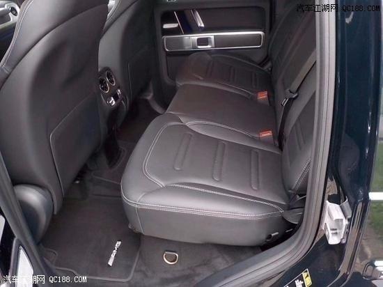 平行进口车2020款奔驰G550加版实拍感受