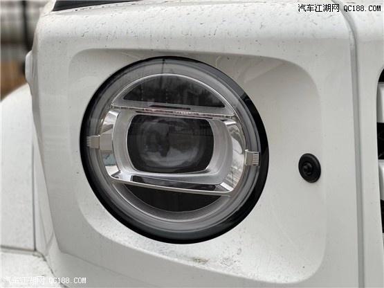 2020款平行进口美规奔驰G350D详细报价