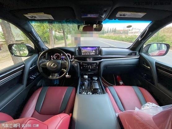 2020款中东版雷克萨斯LX570现车优惠价
