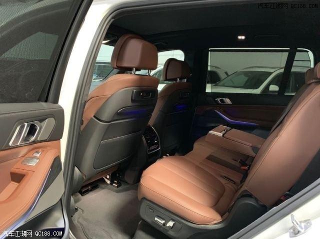 2020款平行进口宝马X7加版新车试驾体验