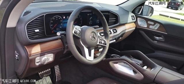 最新款美规版奔驰GLS450 现车到店实拍