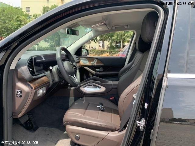 最新款加规版奔驰GLE450 现车配置详解