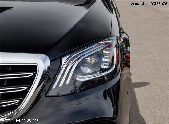 2019款奔驰S450L 4MATIC配置动力讲解