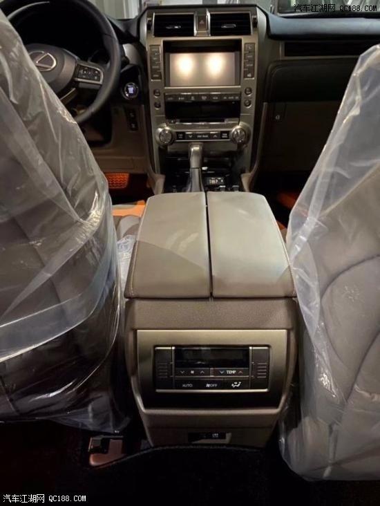 中东版2020款进口雷克萨斯GX460现车评测