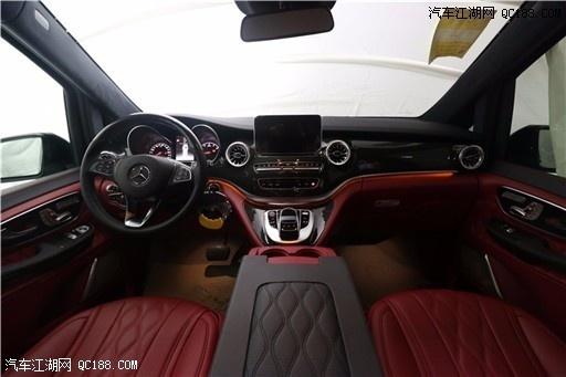 奔驰V260改装高顶7座现车配置性能解析