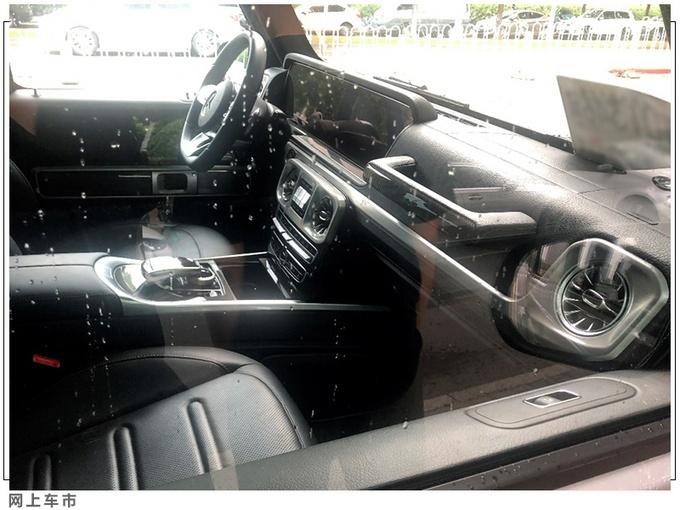 奔驰新款G级实拍图曝光 预计9月份上市