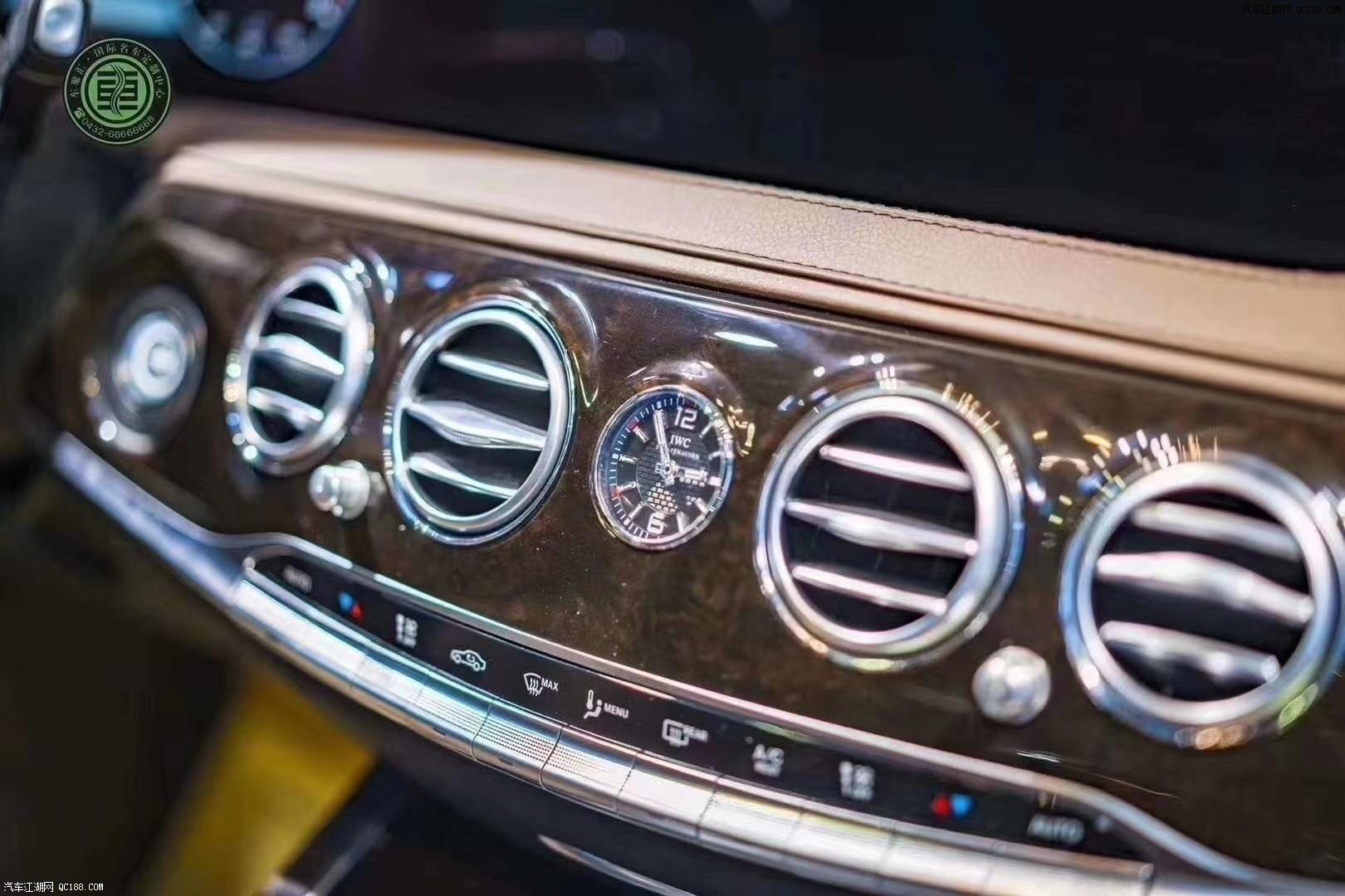 2020款奔驰S450升级版加长豪华轿车评测