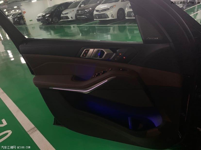 原装进口2020款墨西哥版宝马X5实拍解析