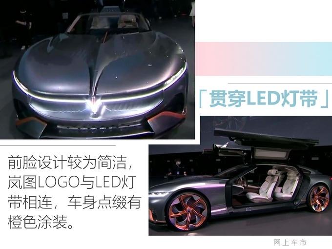 东风高端纯电动品牌岚图新品牌战略规划