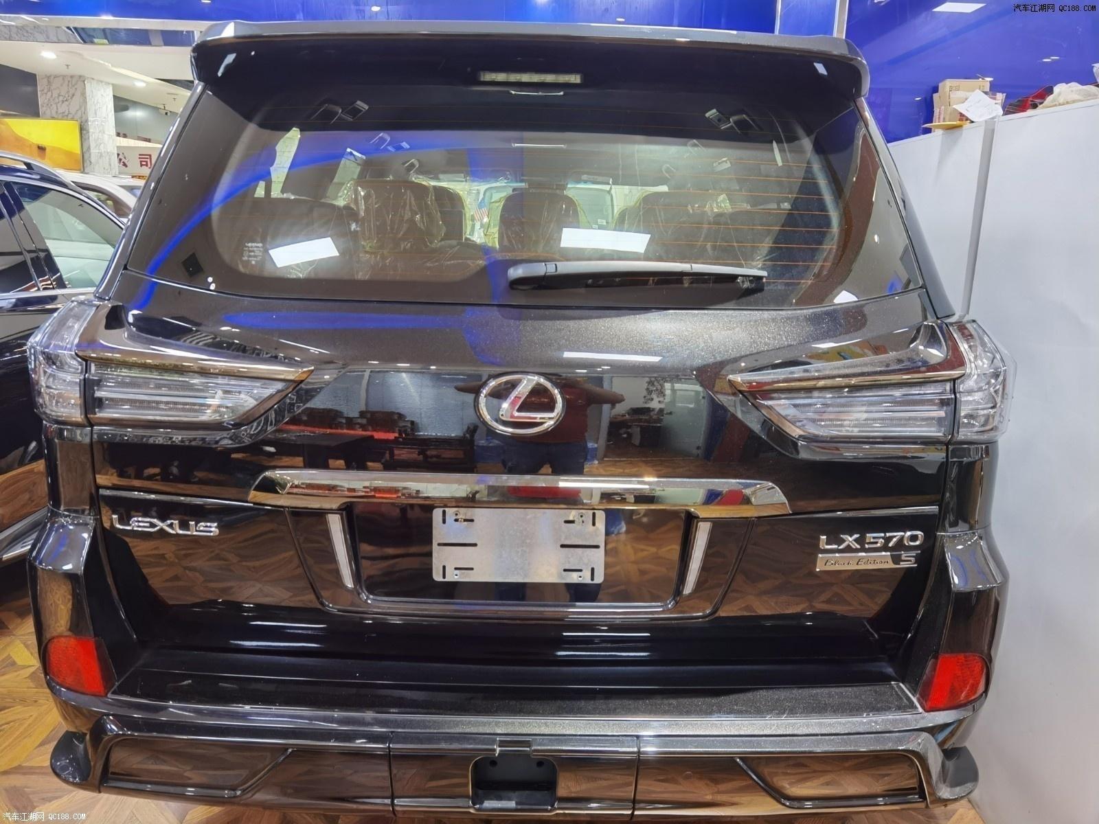 中东版2020款雷克萨斯LX570新车试驾体验