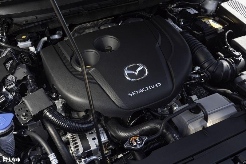 首搭六缸引擎 马自达全新CX-5最新消息