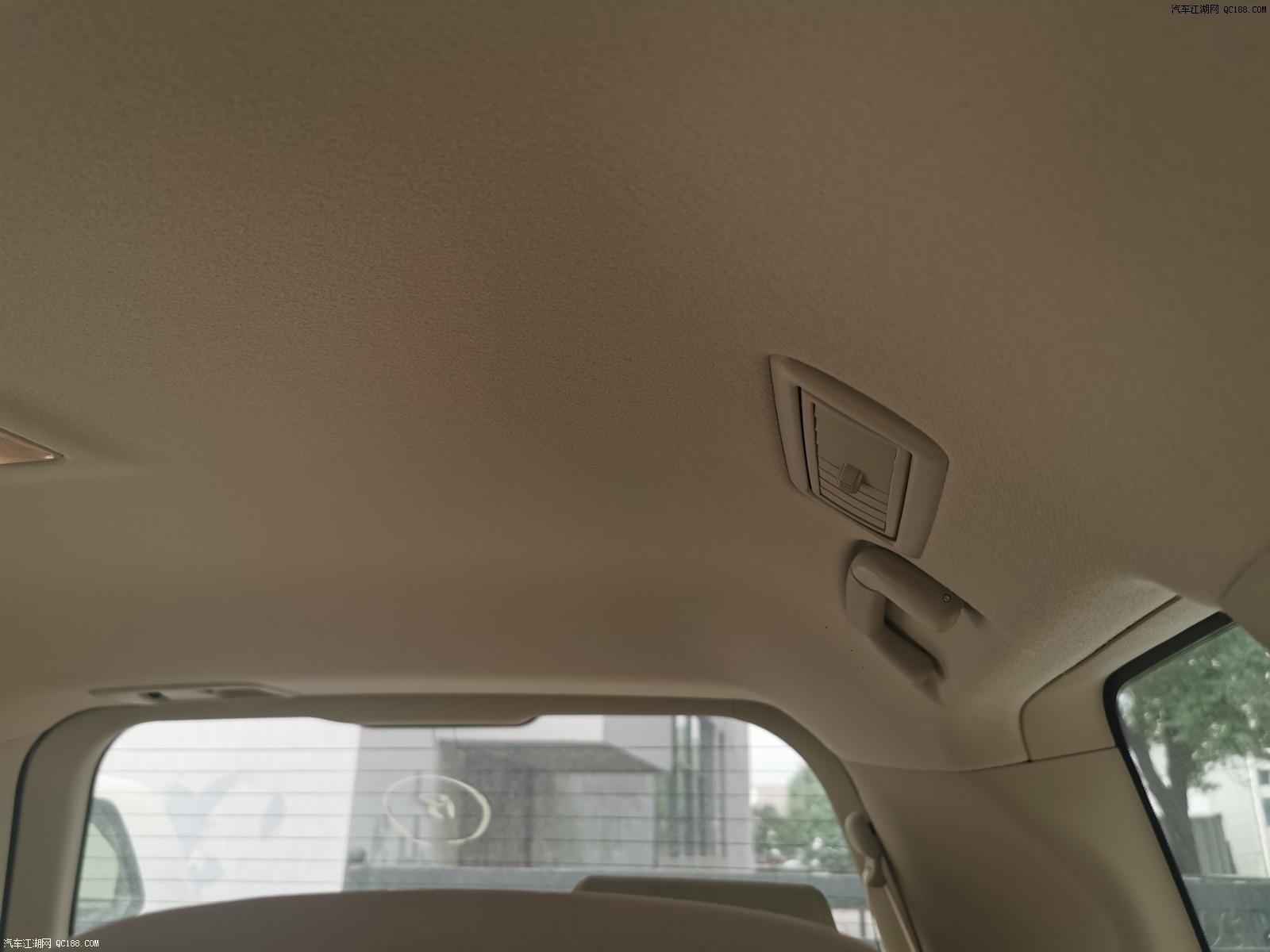 2020款酷路泽GXR 无窗高丐七座现车体验