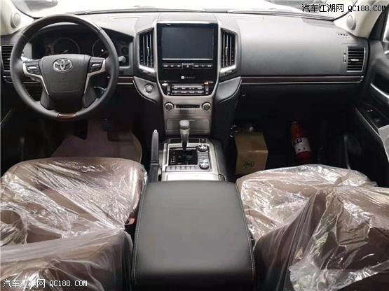 2020款丰田酷路泽5700中东版实车优惠价