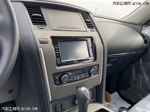 新款途乐4.0XE中东版现车到店内外解读