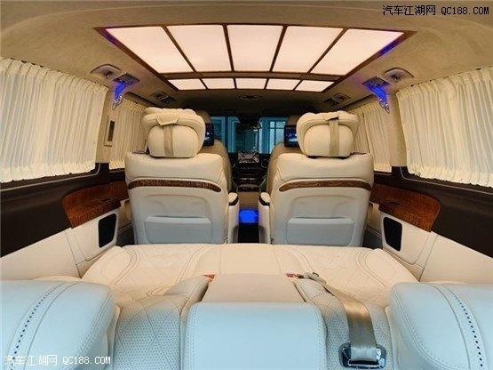 20款进口奔驰迈巴赫VS680现车到店体验