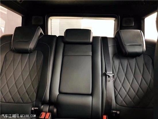 20款国六排放奔驰G63AMG加版到店体验