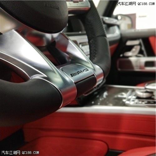 2020最新款加拿大版奔驰G63AMG试驾感受