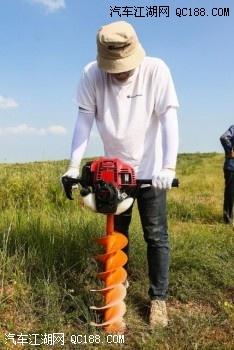 Honda在华关联企业联合植树13年 万亩荒漠添新绿