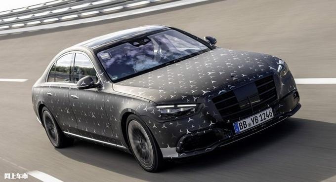 梅�德斯-AMG全新S� 采用新命名方式