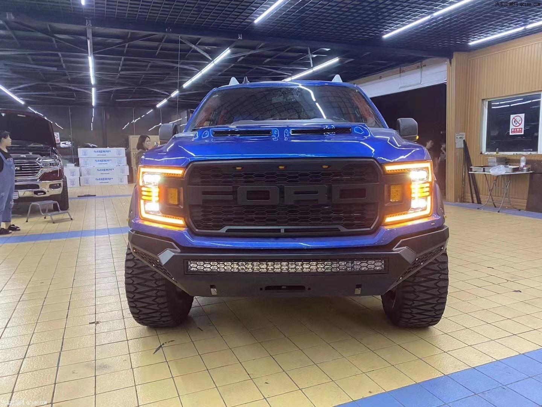 墨西哥版2020款福特野马详细配置体验