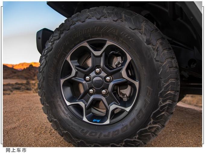 Jeep牧�R人 4xe插�混�影孳�型海外�l布