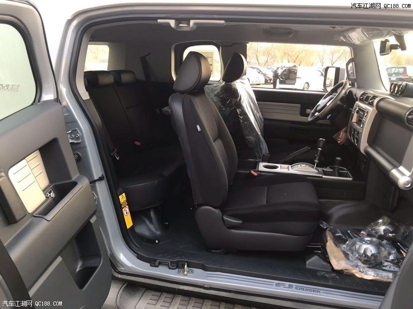 20款丰田FJ酷路泽4.0L中东版现车优惠