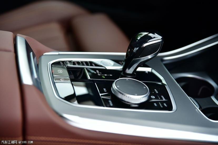 加拿大版2020款进口宝马X5最新实车解读