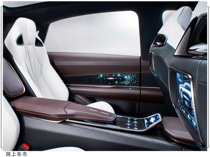 雷克萨斯全新SUV曝光 可视为RX轿跑版