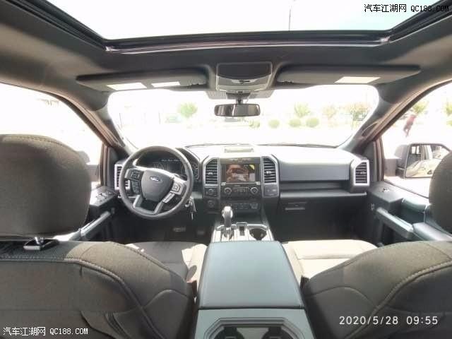 全新2020款福特猛禽F150加版现车详解