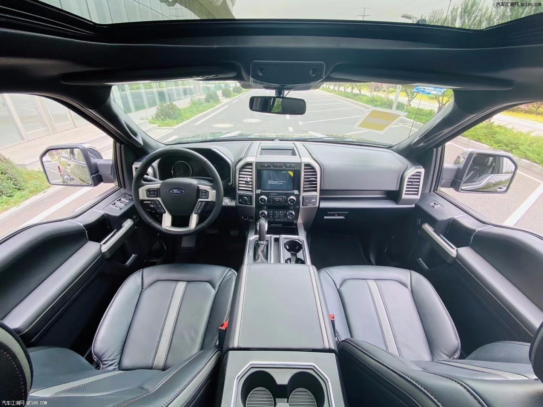 2020款墨西哥版猛禽福特F150实拍报价