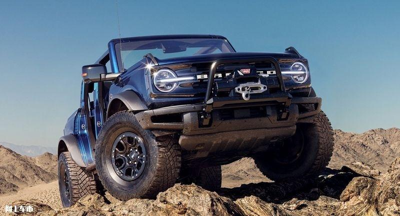 福特Bronco投产时间确定 三月开启投产
