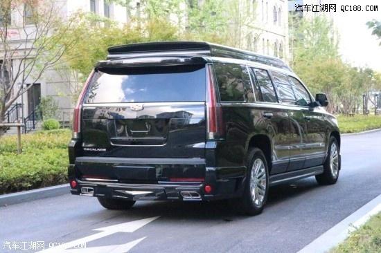 凯迪拉克总统一号加长凯雷德试驾体验