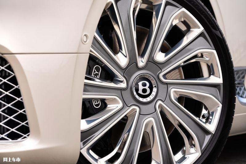 宾利新欧陆GT海外发布 9月22日英国亮相