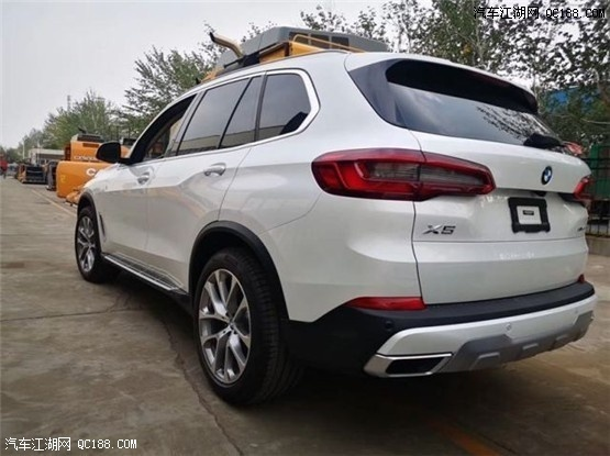 平行进口2020款中东版宝马X5现车促销