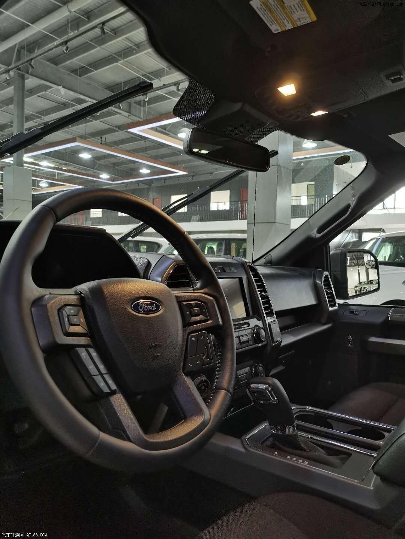 原装进口20款福特猛禽150XLT版接受预定