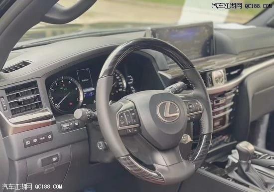 20款中东版丰田雷克萨斯LX570现车实拍