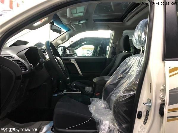 2020款丰田普拉多3000中东版评测体验