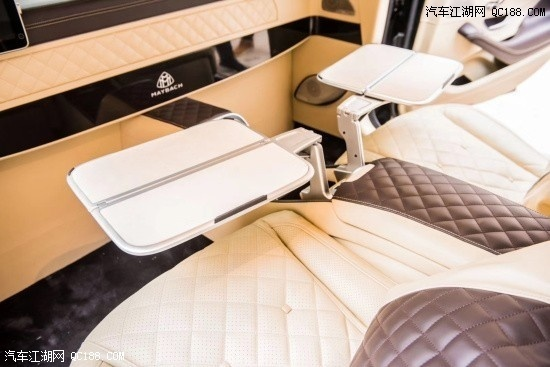 美规版奔驰迈巴赫S560加长内外实拍解析