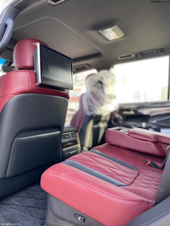 20款中东版丰田雷克萨斯LX570配置详情