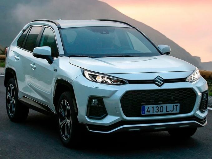 铃木ACROSS车型于西班牙市场正式开售
