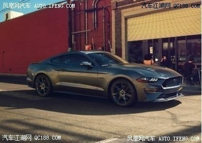 2020款福特野马2.3T自动加版优惠详情